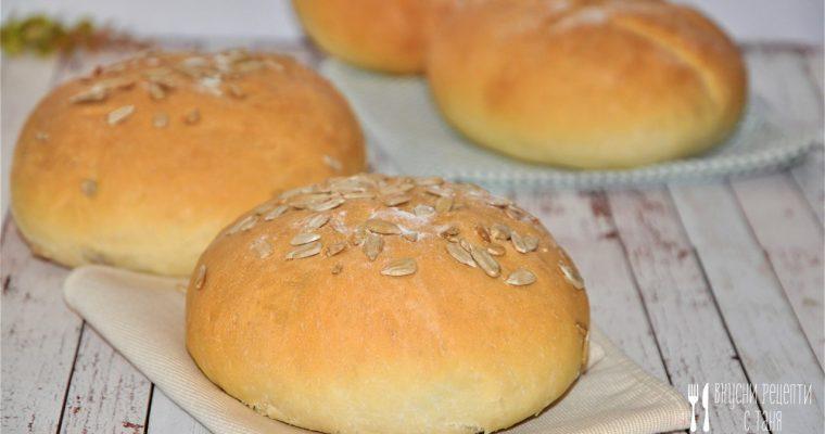 Хлебчета със семена