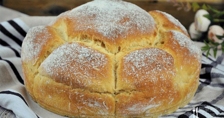 Питка с прясно мляко – хлебопекарна Delimano Joy