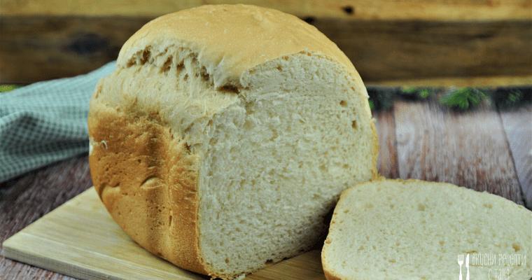 Хляб с прясно мляко – хлебопекарна Delimano Joy