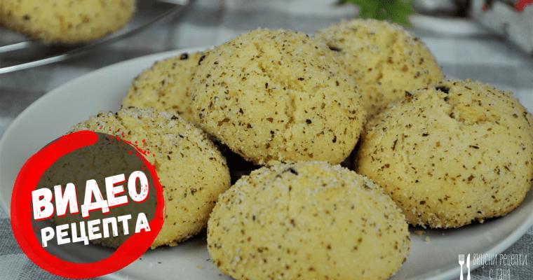 Великденски курабии със сладко – видео рецепта